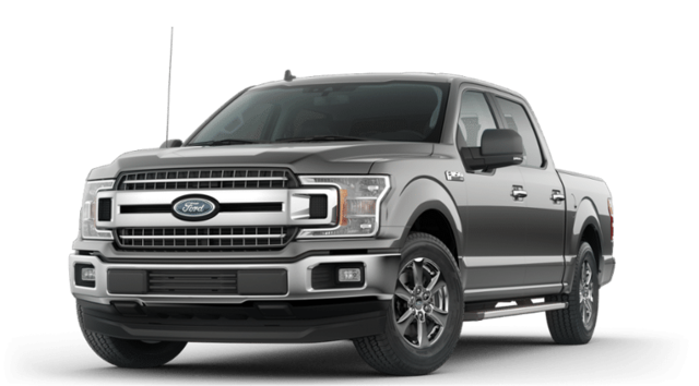 New 2019 Ford F-150 XLT XLT 2WD SuperCrew 5.5 Box for sale in Arroyo Grande, CA